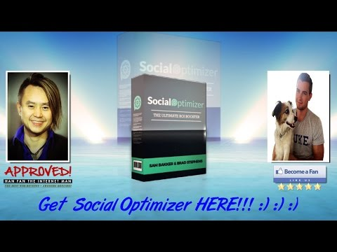 Social Optimizer - Han Fan's EXCLUSIVE Interview With Brad Stephens