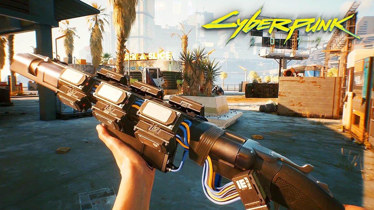 CYBERPUNK 2077 - Tools of Destruction Gameplay Trailer @ ᴴᴰ ✔