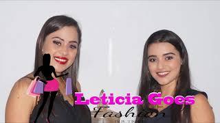 Leticia Goes Moda  Perfumaria