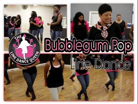 Hip Hop Line Dance BubbleGum Pop Jason Derulo
