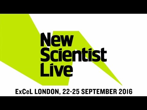 New Scientist Live - Tickets now on sale