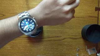 gear s3 classic unboxing initial review