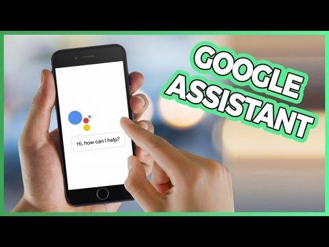 Come INSTALLARE Google Assistant su IPHONE!