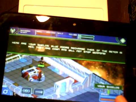 First Impression Overview Of The Star Command Game App For Android (gameplay Footage)