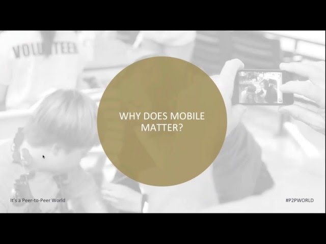 Hold the Phone!  How to Leverage Mobile to Build Your Brand, Community, and Awarene