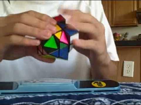 Half-Truncated Cube Solve