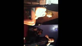 Lap Dance by Comedian Brad Williams at the Hyena Comedy Club