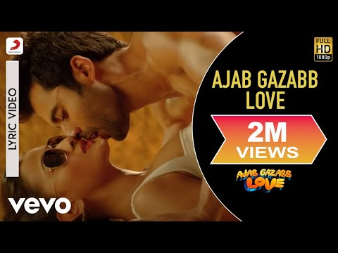 Mika Singh  Ajab Gazabb Love  Title Track Lyric