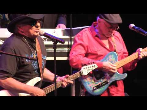 THE CRYSTAL BLUE BAND-