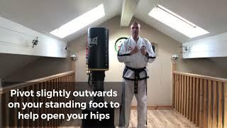 Bits on Bobs - High Twisting kick