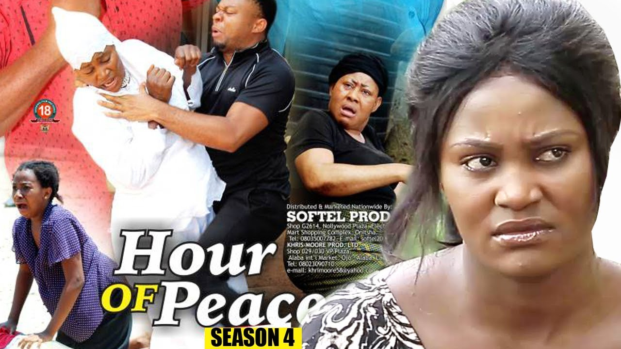 Download Hour Of Peace Season 4 - (New Movie) 2018 Latest Nigerian Nollywood Movie Full HD | 1080p