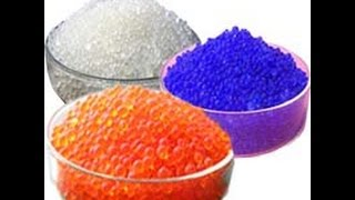What is Silica Gel &  its types