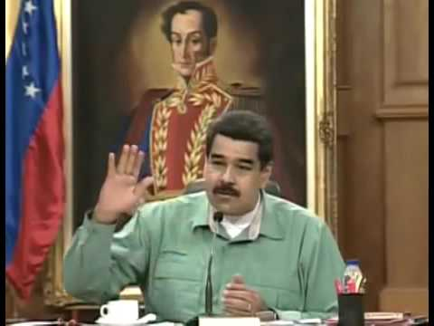 Maduro propone liberación de Leopoldo López por López Rivera