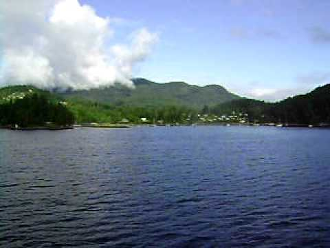 King Edward Bay - Epic Real Estate: Approaching Bowen Island
