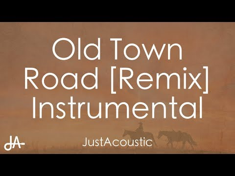 Old Town Road (feat. Billy Ray Cyrus) [Remix] - Lil Nas X (Acoustic Instrumental)