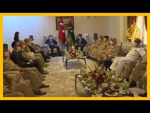 ???? ليبيا.. حراك دبلوماسي وهدوء عسكري  - نشر قبل 7 ساعة