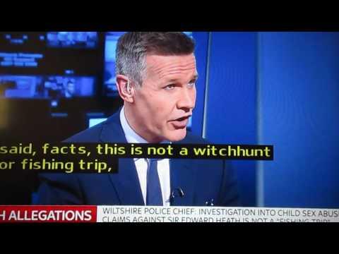 Edward Heath Child Sex Abuse Investigation