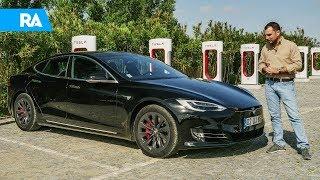 Tesla Model S P100D (+600 cv). Que tiro foi esse?