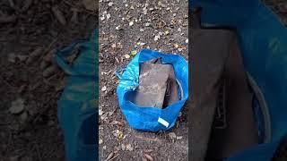Поиск металлолома без металлоискателя в лесу! Стока металла, что не смог все унести!