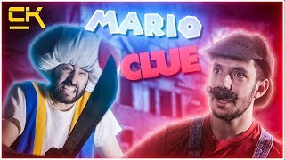 Mario Clue: The Finale