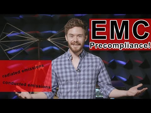 Radiated And Conducted Emissions Testing - The ABCs Of EMC (E02)