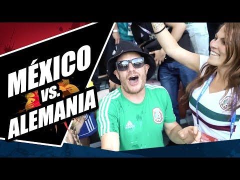 El día que México le ganó a Alemania - Facundo
