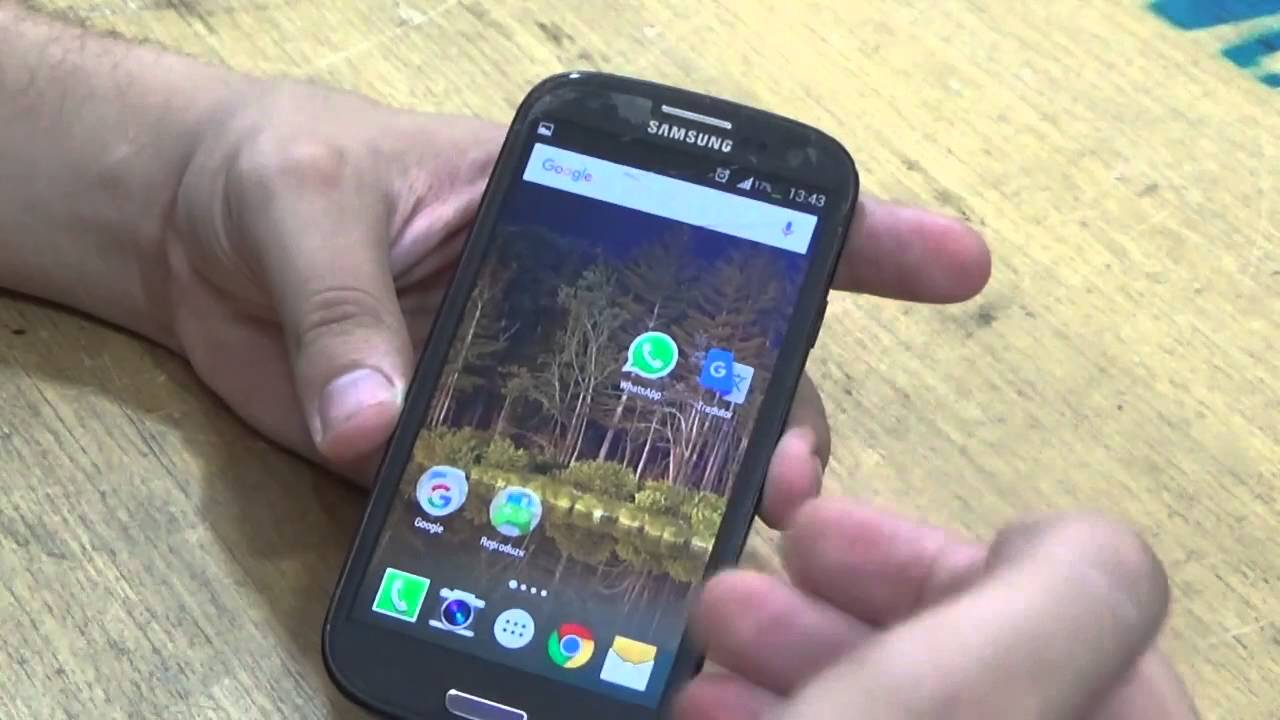 Como Tirar Print No Celular Samsung Galaxy S3 S4 S5 S6 S7