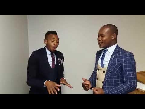 Nginguthixo (Sgwili noBabo cover) Nhlalonhle and Njabulo