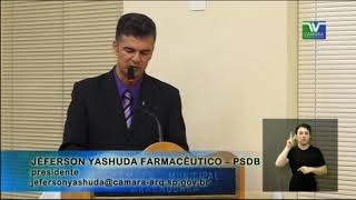 PE 62 Jeferson Yashuda Farmacêutico