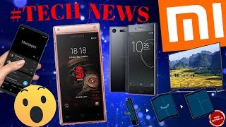 XIAOMI HIKES PRICES| VIVO Y95 LEAK| SAMSUNG INFINITY FLEX DISPLAY| ANDROID PIE UPDATE| W2019 FLIP..