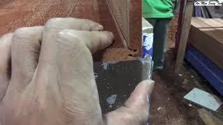 #cách thợ mộc ghép gỗ hộp chuyên nghiệp#ghép gỗ hộp như thế nào?
