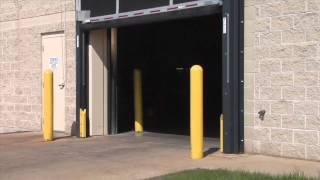 Rytec Powerhouse® SD Rubber Rolling Door