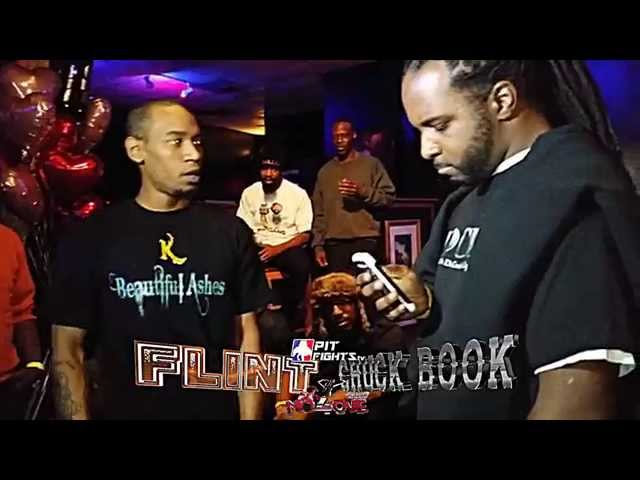 ChuckBook vs Flint Da Monster
