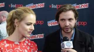 The Daily Quirk caught up with 12 Monkeys stars Amanda Schull and A...