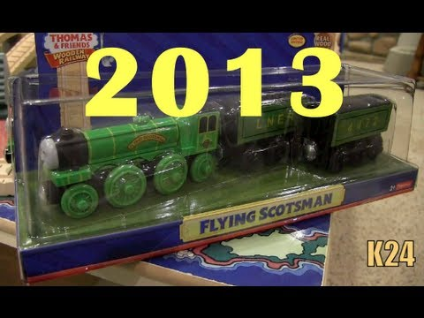 2013 Flying Scotsman Review Thomas Wooden Railway Discussion 48