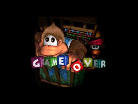 Game Over: Donkey Kong Country 3 (SNES) - YouTube
