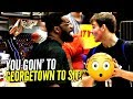 "Mac McClung RESPONDS w/ 44 POINTS After Coach Said ""YOU GOIN TO GEORGETOWN TO SIT!"""
