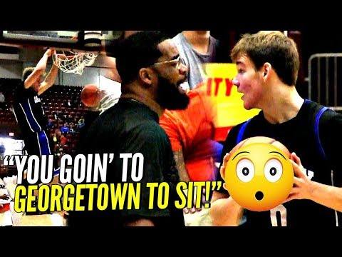 Mac McClung RESPONDS w/ 44 POINTS After Coach Said