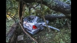 HURRICANE MICHEAL AFTER MATH || WE OUT PICKING UP SUPPLIES