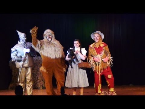 "The Wizard of OZ ... ""Highlights"" ..""Congratulation - On A Job Well Done"" .. Spring 2013"