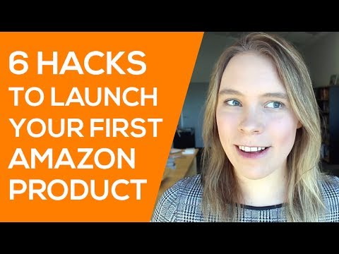 How to Launch Your First Amazon FBA Product: 6 Hacks to a Home-Run Success (w/ Daniel Audunsson)