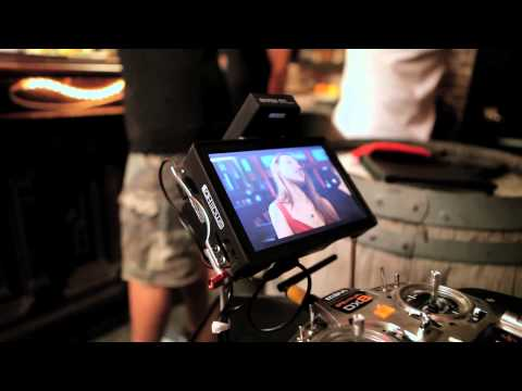 """MoVI M5 Camera Stabilizing Gimbal by Freefly Systems: Behind The Scenes """"American't Dream"""""""