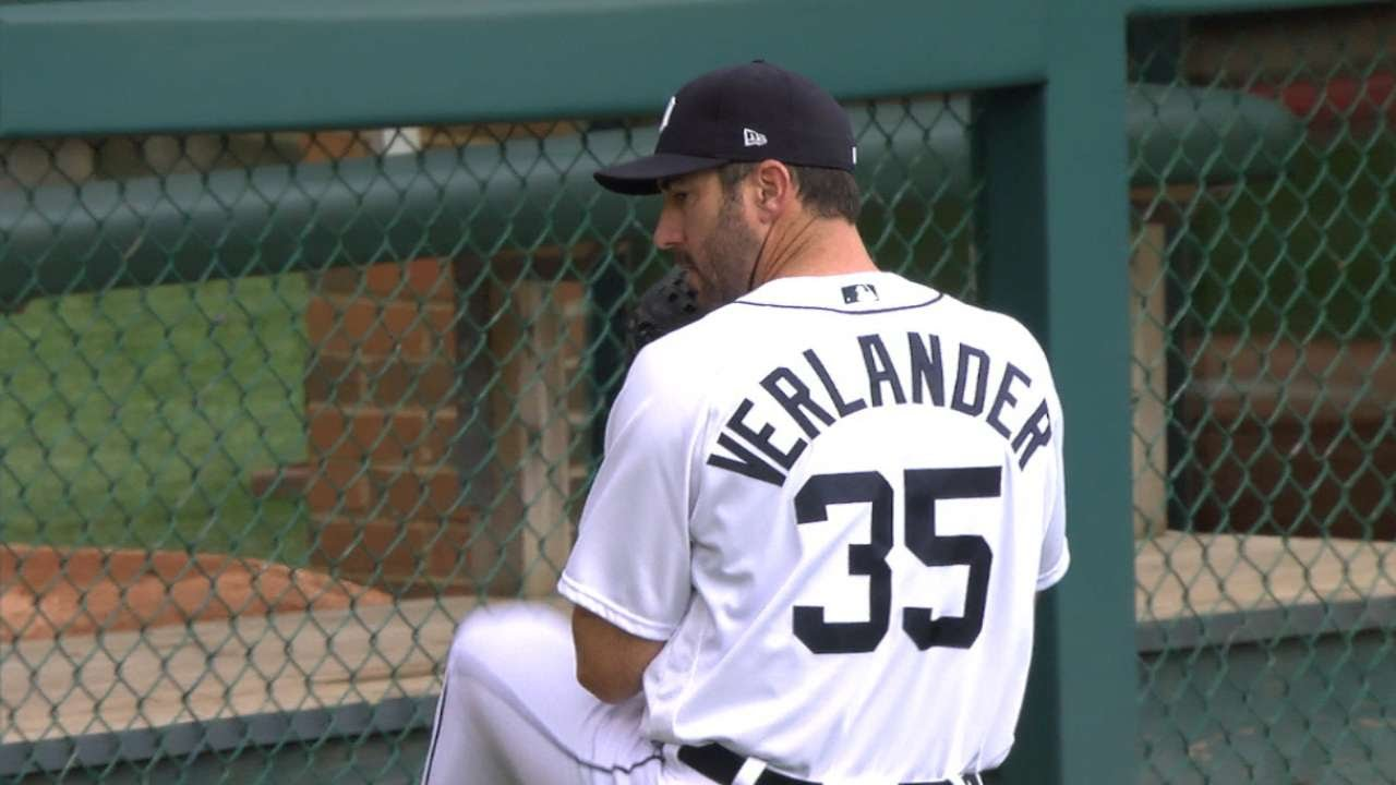 Milwaukee Brewers are interested in Justin Verlander, per report