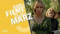 [Top 5] Die besten Filme im März 2020 (Kino) [German]