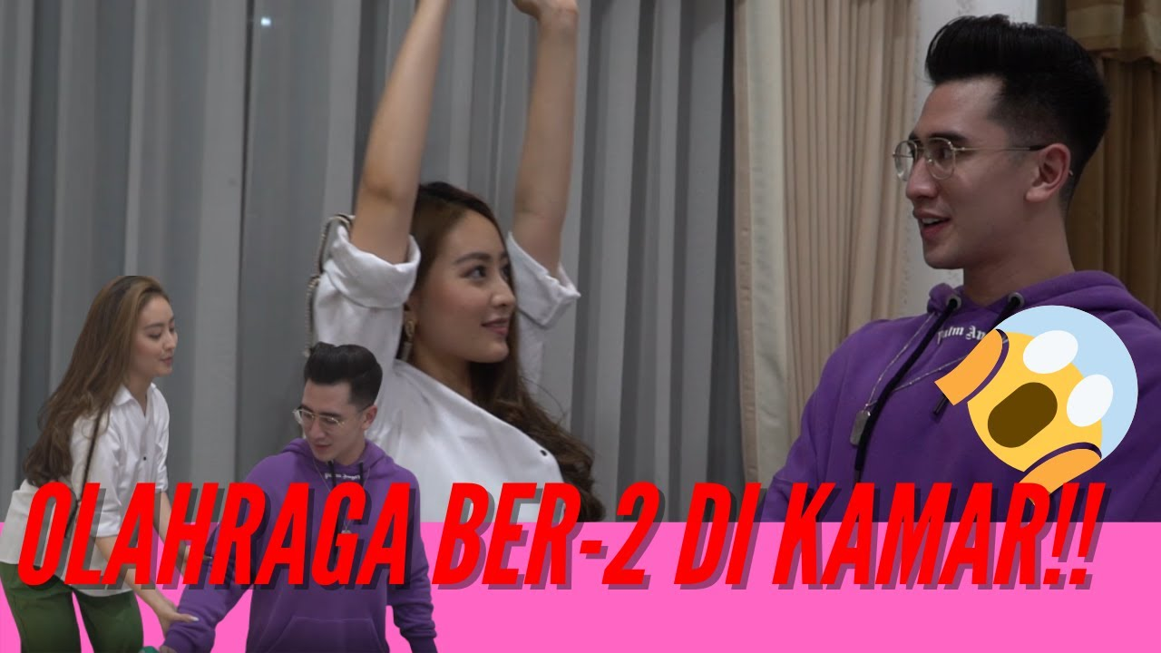 ACAK-ACAK RUMAH NATASHA WILONA | VERRELL DI AJAK KE KAMAR??!!