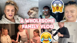 BIRTHDAY IN LOCKDOWN- a wholesome family vlog   Lucy Flight