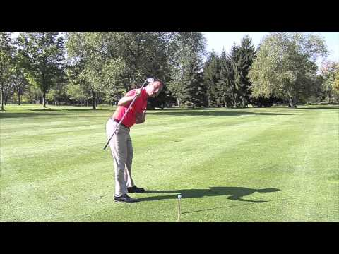 Gary Occhino Golf Lesson Full Swing: Solid Contact