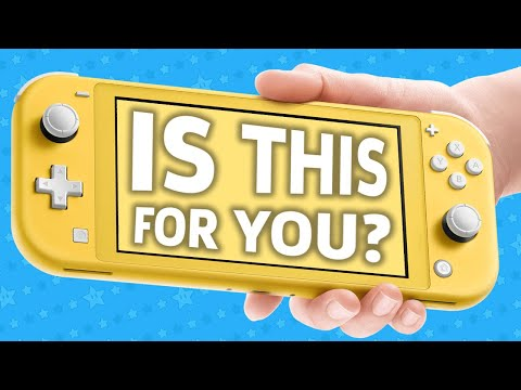 Nintendo Switch Lite - The Pros And Cons