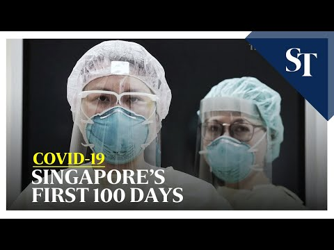 Covid-19: Singapore's first 100 days | The Straits Times