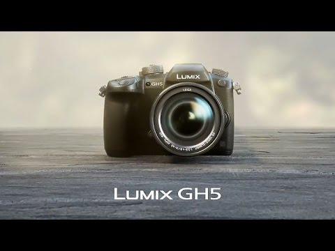 Panasonic LUMIX GH5 Product Overview